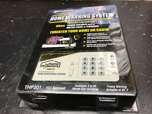 Reliance Automatic Phone-Out Home Monitoring Security System