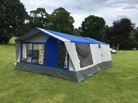4 berth Conway Trailer tent