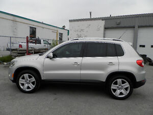 2011 VW Tiguan 4 Motion AWD