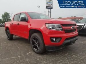 2018 Chevrolet Colorado   SHORELINE SPECIAL EDITION/R-VISION CAM