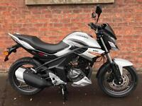 Sinnis RS125 learner legal own this bike for only £11.74 a week