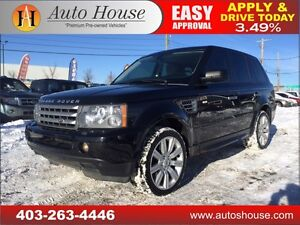 2009 Land Rover Range Rover Sport SUPERCHARGED DVD
