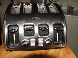 Grille-pain T-Fal 4 tranches