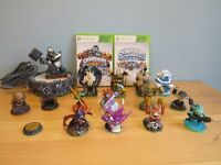 Ensemble Skylanders Spyro Adventure et Giants