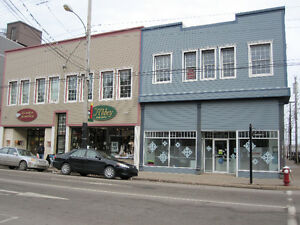 1000 sq. ft. Prime Retail/ Office Space 311 Carlotte Street