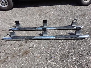 99-07 F250 F350 crew cab side steps