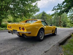 FS: 1973 Chevrolet Corvette Coupe - 350 - Auto