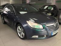 2009 Vauxhall Insignia 2.0CDTi 16v 130ps Nav SRi (Nav Full Mot finance available