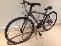 Trek hybrid 17.5 inch frame in excellent condition