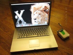 apple powerbook g5