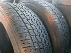 4 winter tires 175 65 15**