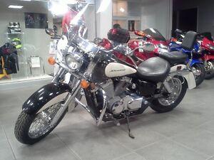 2008 Honda VT750 Shadow Aero Two-tone