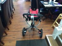 Quinny buzz with maxi cosi seat