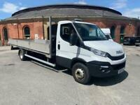 2018 Iveco Daily 7.5 Dropside. 7.2t dropside