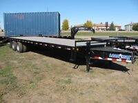 NEW 2014 32' LOAD TRAIL PINTLE TRAILER
