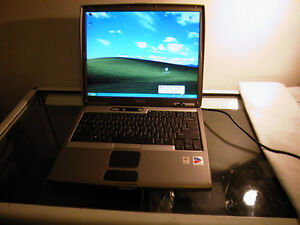 Used Dell D610 Laptop with DVD and Wireless for Sale