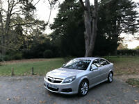 2009 Vauxhall Vectra 1.9 SRI XP CDTi 16v Automatic 5 Door Hatchback Silver