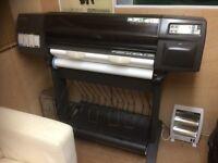 HP1050c A0 printer