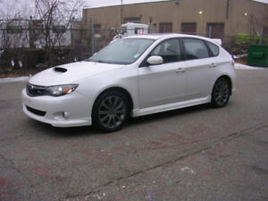 2010 Subaru Impreza WRX  LIMITED-LOADED- LEATHER-WE FINANCE