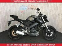 YAMAHA MT-125 MT 125 ABS MODEL LOW MILEAGE ONE OWNER LEARNER 2015 15