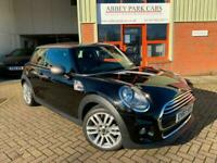 2017 67 Mini Hatch 1.5 Cooper Seven 3dr Petrol - Manual - Midnight Black