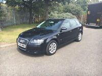 2006 Audi A3 TDI sportback full service cheapest about PX welcome
