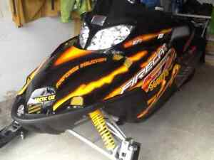Fire cat f7 Arctic Cat