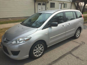 2009 Mazda Mazda5 GS Minivan, Van, No accident