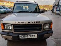 Land Rover Discovery 2 TD5 GS 7 SEATER - 2000 X-REG - 11 MONTHS MOT