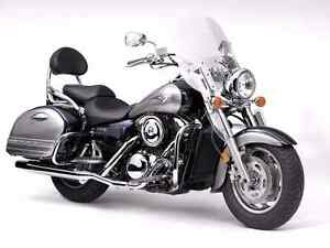 Kawasaki Vulcan Nomade 1600 CC - excellent condition