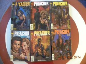 6 Preachers DC Comics