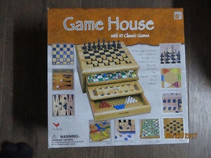 Toys, Puzzles, Board Games