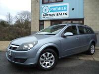 2005 VAUXHALL ASTRA ESTATE 1.8i CLUB AUTOMATIC, SUPERB CONDITION & DRIVE!