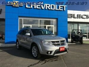 2013 Dodge Journey SXT/Crew   - Certified - $145.09 B/W