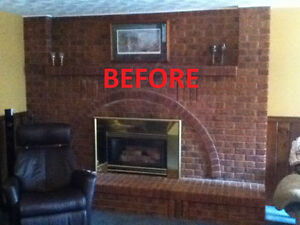Gas Fireplace - The Marquis Bentley London Ontario image 2
