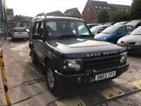 Land Rover Discovery 2.5Td5 2003 - 03 REG - 9 MONTHS MOT -