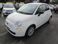 2013 Fiat 500 1.2 Pop (s/s) 3dr