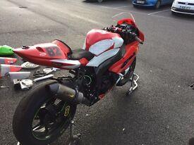 2013 zx6r race bike v5