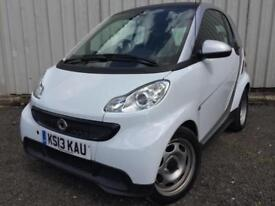2013 Smart Fortwo 1.0 MHD Pure 2dr