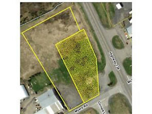 COMMERCIAL VACANT LOT ON CORNER OF MYERS RD&HWY. 138