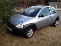Ford KA Car with full years MOT offers welcome