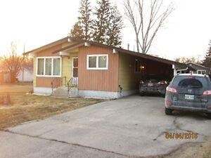HOUSE FOR RENT - MELLONVILLE - PORTAGE LA PRAIRIE
