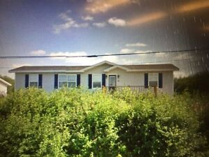 Mobile Home and Land for Sale- Come By Chance