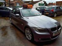 2011 BMW 3 Series 320d EfficientDynamics 4dr SALOON Diesel Manual