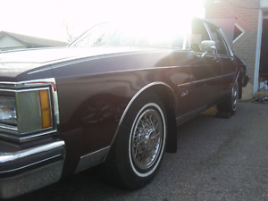 1983 olds 88