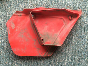 1979 1980 Honda XR250 Left Side Panel Sidecover Regina Regina Area image 3