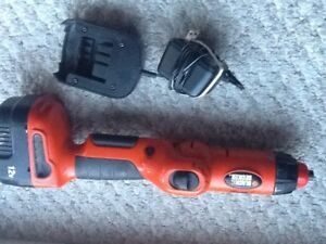 Black and decker hand tool