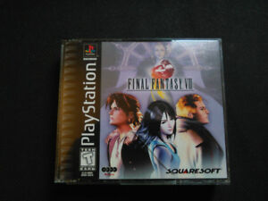PS1 Final Fantasy VIII