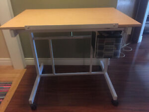 Adjustable Drafting Table for SALE