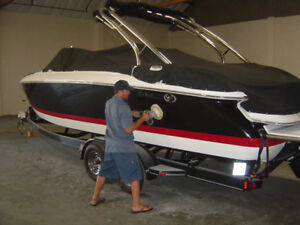 BOAT SEASON IS HERE!!! TIME FOR A PRO DETAILER